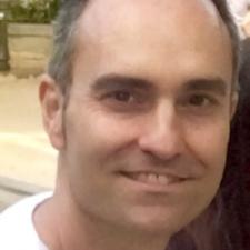 F. Javier Trapero Hidalgo, Profesor de IEBSchool