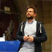 David Gomez Rodríguez, Profesor de IEBSchool